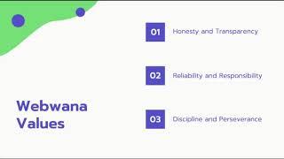 Webwana - Video - 1