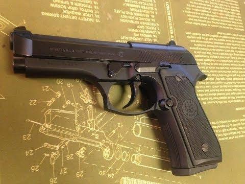 Beretta 96 vs Glock 22 Gen 4 - смотреть онлайн на Hah Life