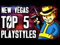 Fallout New Vegas Top 5 Playstyles