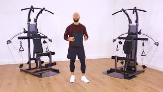 Product Video - Bio Force Multi-Gym with Eric Lichter - Best of Home Fitness Equipement