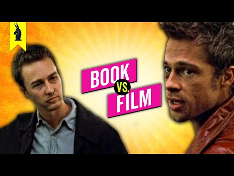 Fight Club: How Tyler Durden Changed - Book vs. Film