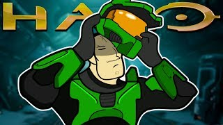 Master Chief's Face (Halo) - dooclip.me