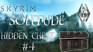 2 AWESOME BLACKSMITH CHESTS IN SOLITUDE | Skyrim Hidden Chest #4