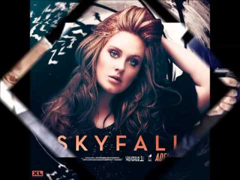 """Adele - Skyfall [HD] Official Theme Song """"James Bond"""" From 007 Skyfall"""