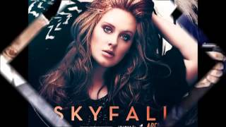 "Adele - Skyfall [HD] Official Theme Song ""James Bond"" From 007 Skyfall"