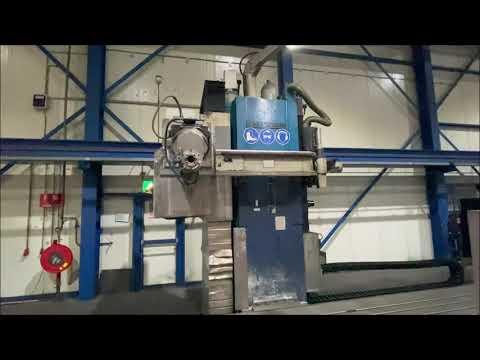 CNC frézka ZAYER 30 KMU 12000 1992