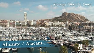 ALICANTE. Alicante Town By Town