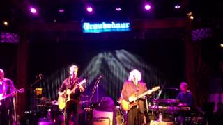8 Miles High - David Crosby with Byrds bandmate Chris Hillman