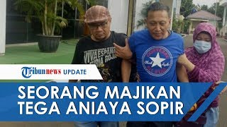 Majikan di Bintaro Aniaya Supirnya hingga Alami Lebam, Masih Dituduh Pura-pura Sakit
