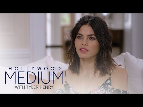 Jenna Dewan Tatum's Late Grandfather Makes an Apology | Hollywood Medium with Tyler Henry | E!