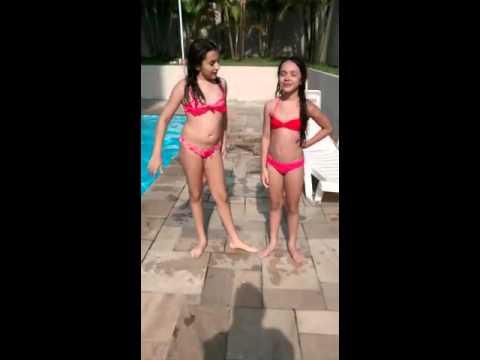 Desafio da piscina !!🐚