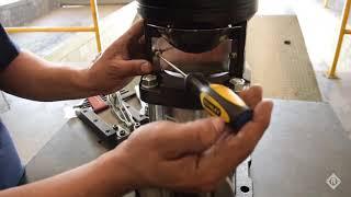 EV Series Pump Motor Assembly