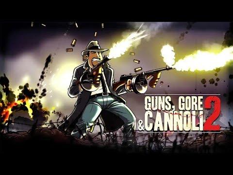 Guns, Gore and Cannoli 2 ➤ Cesta ke Starému letišti [CZ LP]
