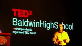 Stuff Happens | Anthony Melillo | TEDxBaldwinHighSchool