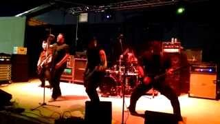 "3 Years Hollow - ""The End of Demise"" - Live @ Iron Horse Fitness Club (2014/09/13)"