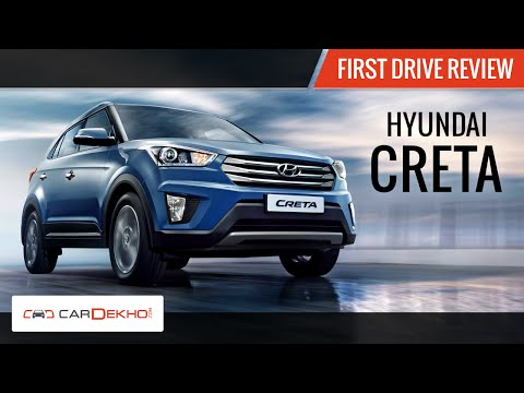 Exclusive First Drive Impressions | 2015 Hyundai Creta Diesel in India | CarDekho.com