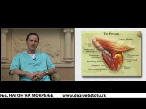 Imunoterapijo, bakterijskega prostatitisa