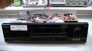 Sherwood RV4050R A/V Receiver repair