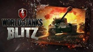 World of Tanks Blitz - Прохождение № 1 на Android