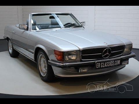 1972 Mercedes-Benz 350SL (CC-1424435) for sale in Waalwijk, Noord Brabant