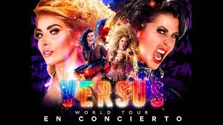 Alejandra Guzman  Gloria Trevi - Versus Tour (Dallas 2018 HD)