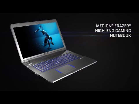 "Medion Erazer X7847 (17.30"", Full HD, Intel Core i7-6700HQ, 16GB, 256GB, 1000GB, SSD, HDD)"