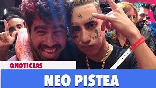 Neo Pistea Se Prepara Para Estrenar Su Nuevo Video Karma