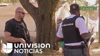 Nuevo video del supuesto asesino en serie que mantiene atemorizados a los vecinos de Tampa