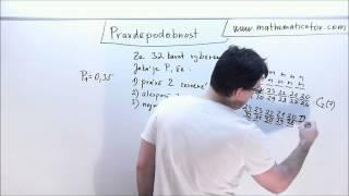 Pravděpodobnost - Tahání karet 9. 12. 2014