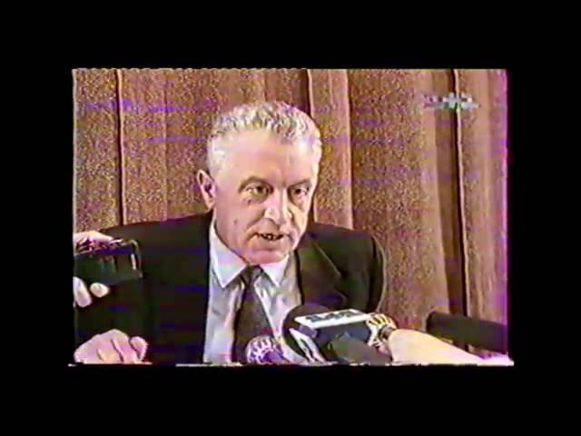 Попытка переворота в ВР АРК 15 17 декабря 1999 г.