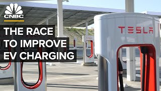 How Tesla, GM And Others Will Fix Electric Vehicle Range Anxiety