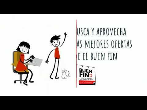 Video promocional de EL BUEN FIN 2019