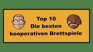 Die besten kooperativen Brettspiele - Hunters Top 10
