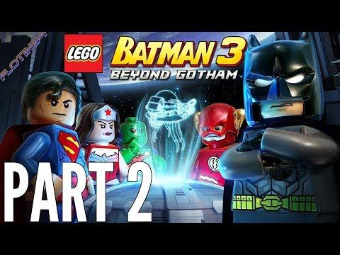 Lego Batman 3 - Beyond Gotham #2 | VELKEJ NETOPEJR