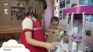 Sommerküche Smoby : Smoby tefal studio bubble xxl küche favorite videos