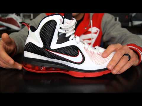 LeBron 9 Performance Review