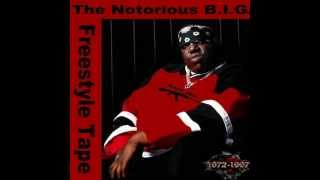 Notorious BIG - Biggie Smalls - The Wickedest Freestyle