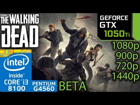 How about Game performance? :: OVERKILL's The Walking Dead