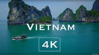 Vietnam. 4K - Aerial drone footage