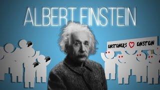 Albert Einstein: breve explicación  de la Teoria de la Relatividad