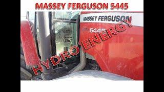 MASSEY FERGUSON 5445 TRAKTÖR YAKIT TASARRUF CİHAZI