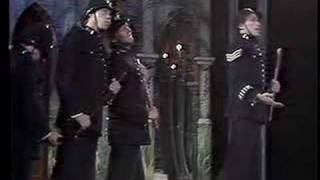 A Policeman's Lot Is Not A Happy One