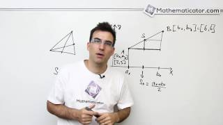 Analytická geometrie 5 - Střed úsečky