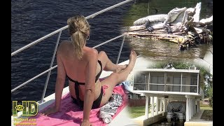 Life on the St Johns River Florida