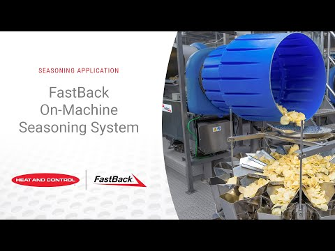 On-Machine Seasoning System