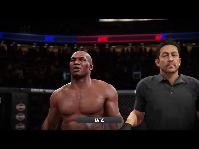 UFC® 2 - Mike Tyson Shoryuken