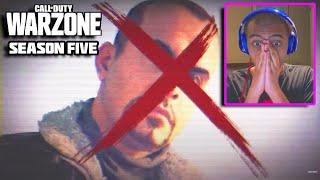 THEIR BLOWING UP THE MAP!? (WARZONE SEASON 5 SHADOW COMPANY TRAILER)   Call Of Duty Modern Warfare