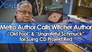 Metro Author Calls Witcher Author