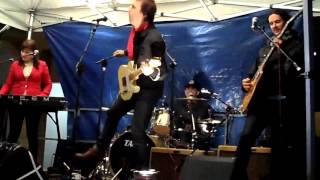 CHUCK PROPHET & The Mission Express LIVE