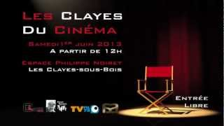 preview picture of video 'Les Clayes du Cinéma 2013'